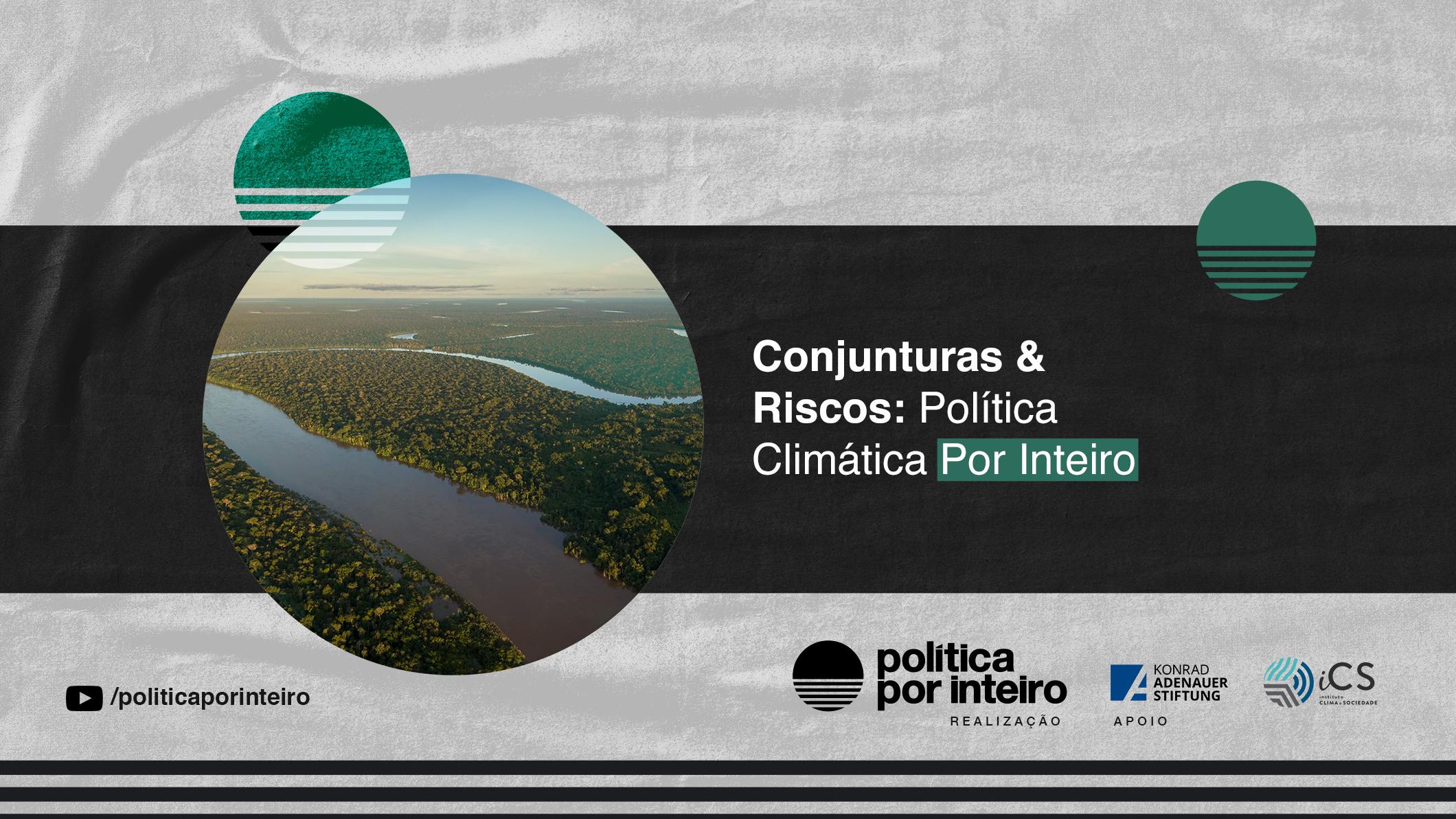 Conjunturas & Riscos - 1/12, às 10h30