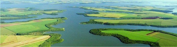 Reservatório de Itaipu