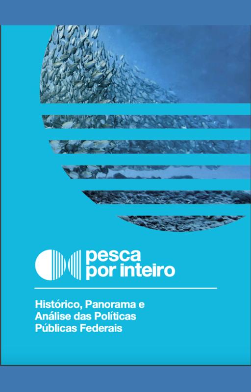 Capa da publicação Pesca por Inteiro