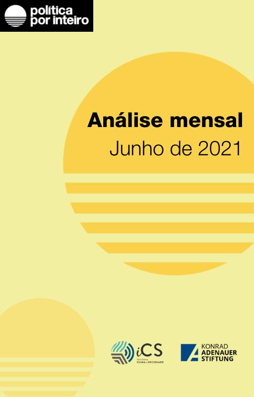 Capa da análise mensal de junho/2021